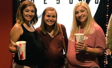Teens Fake Pregnancies, Sneak Food Into Movie Theater