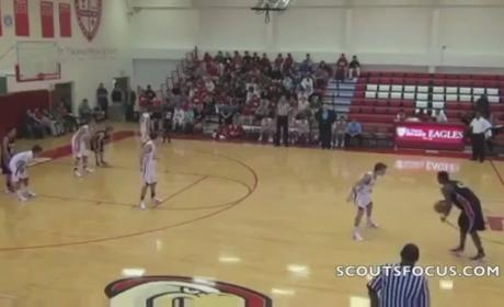 Tenth Grader Throws Down INSANE Dunk, Immediately Gets Ejected