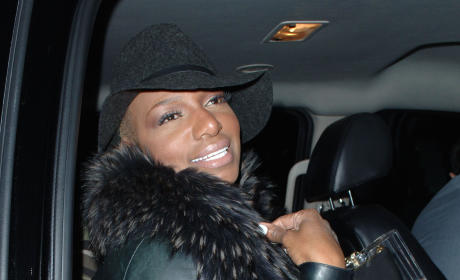 NeNe Leakes in Beverly Hills