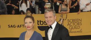 Rebecca Gayheart and Eric Dane at the SAG Awards