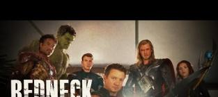 Avengers Bad Lip Reading: Redneck Superheroes to the Rescue!