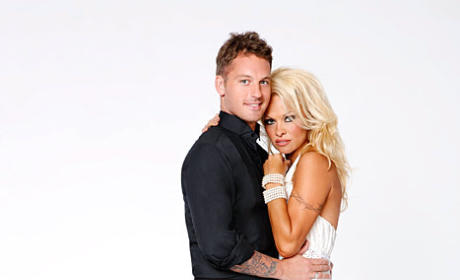 Did Pamela Anderson deserve to go on DWTS?