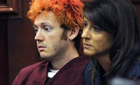 James Holmes Photo
