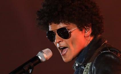 Bruno Mars Named Billboard Artist of the Year!