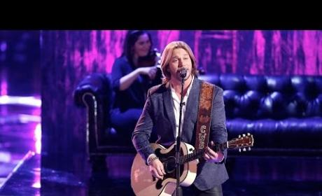 Craig Wayne Boyd - My Baby's Got a Smile on Her Face (The Voice Finals)