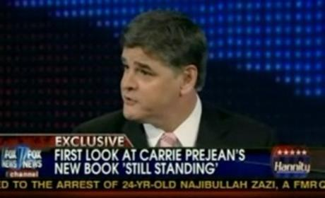 Carrie Prejean on Hannity