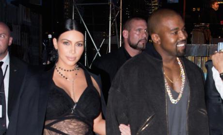 Kanye West: BANNING Kris Jenner From Kim Kardashian's Delivery Room?!