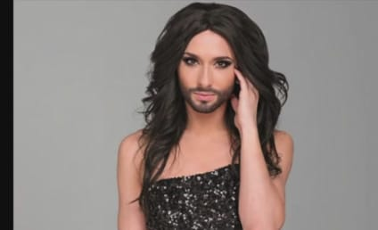 """Conchita Wurst: """"Bearded Lady"""" Booed on Stage, Still Wins Singing Competition"""
