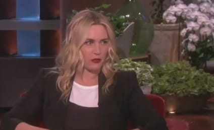 Kate Winslet Defends Baby Name on Ellen