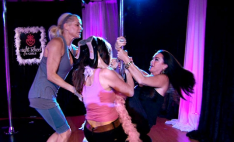 The Real Housewives of Beverly Hills Recap: Go For the Pole
