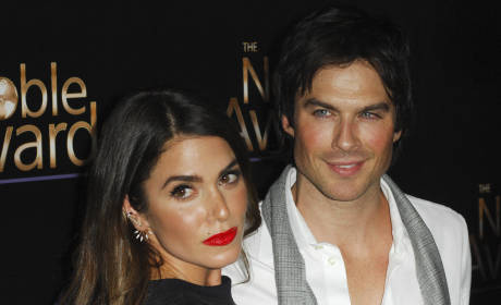 Ian Somerhalder and Nikki Reed: MARRIED!!!!!