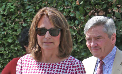 Carole Middleton: Did Kate Middleton's Mom Get Drunk at Rugby Match?