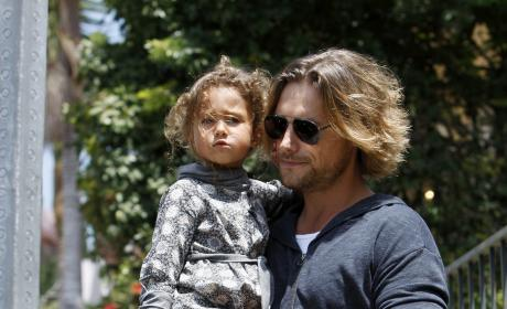 Gabriel Aubry: Olivier Martinez Started It! Threatened to Kill Me!