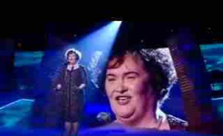 Susan Boyle, Semifinal Performance