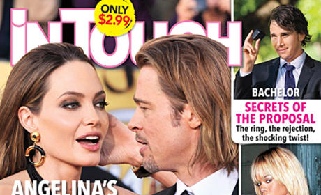 Brangelina Wedding Demands