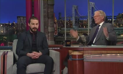 Shia LaBeouf Blames Play Firing on Manly Tension with Alec Baldwin