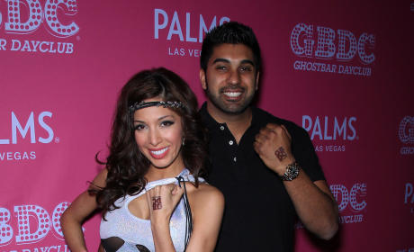 Simon Saran: Farrah Abraham's Boyfriend Continues to Have Our Pity