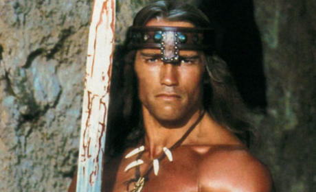 Arnold Schwarzenegger Rumored For Conan Trilogy