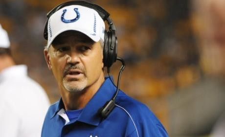 Chuck Pagano, Indianapolis Colts Head Coach, Diagnosed with Leukemia