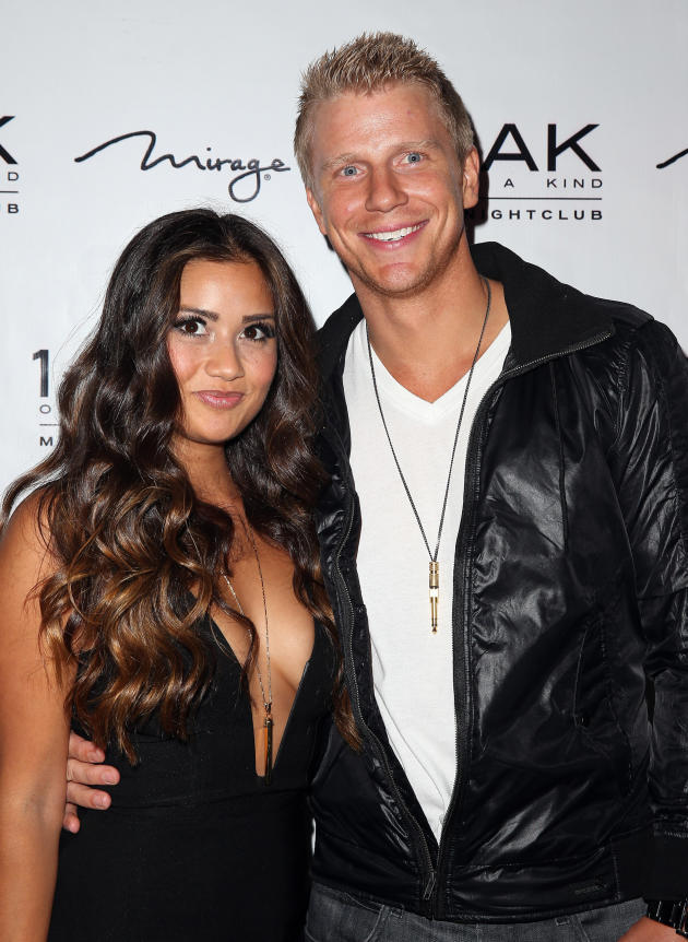Sean Lowe and Catherine Giudici Red Carpet Pic