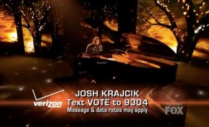 Josh Krajcik: Attacking Souls, Singing Beautiful Prayers