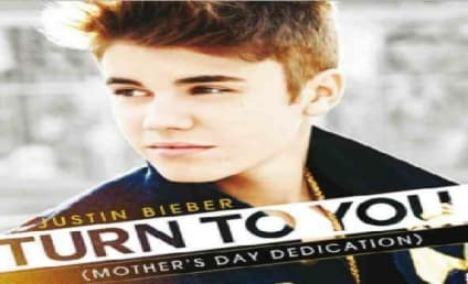 Justin Bieber Dedicates New Track to Mother, Makes Sons Everywhere Look Bad