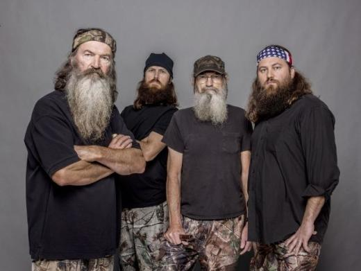 Duck Dynasty Cast