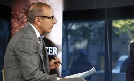Report: Matt Lauer WILL Be Fired If Today Show Continues to Suck