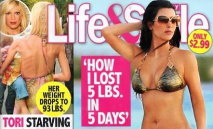 Kim Kardashian's Revenge: Her Hottest Body Ever... Again!!!