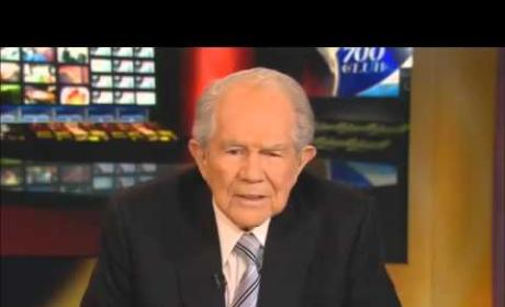 Pat Robertson Hating Fifty Shades of Grey
