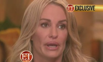 Taylor Armstrong Details Alleged Abuse in New Interview