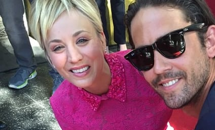 Kaley Cuoco Debuts Hollywood Walk of Fame Star on Instagram!