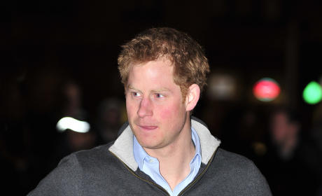 Prince Harry and Chelsy Davy: Back Together?!