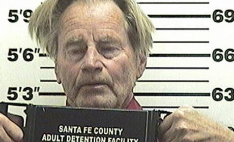 Sam Shepard: Arrested for Drunk Driving