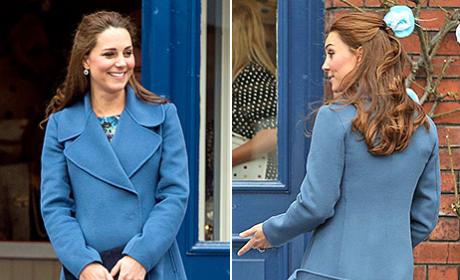 Kate Middleton's Hairstyle