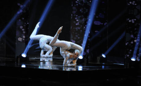Lindsey Norton on America's Got Talent