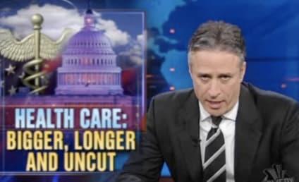 Jon Stewart Mocks Glenn Beck's Appendicitis