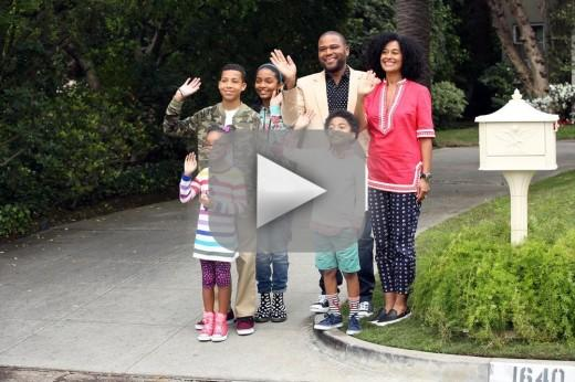 Blackish season 1 episode 1 the new modern family the hollywood