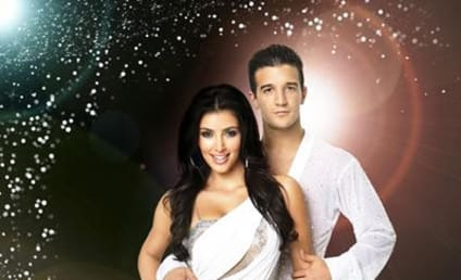 Dancing with the Stars Promo Pic: Kim Kardashian and Mark Ballas