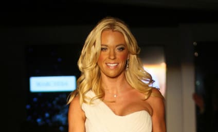 Kate Gosselin Walks Runway at Fashion Week: What The ... ?!