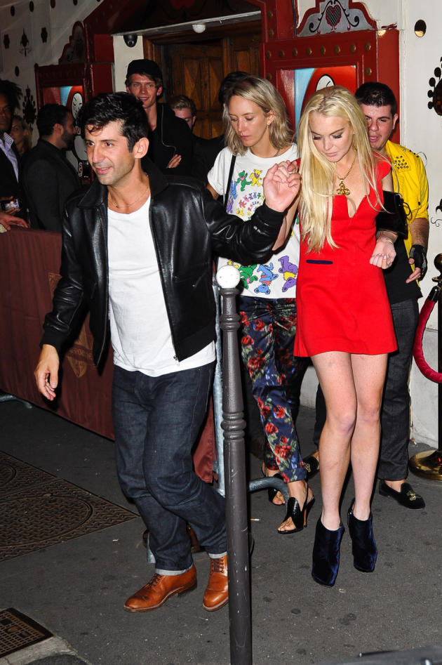 Lindsay Lohan, Boyfriend?