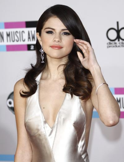 Selena Gomez on the Red Carpet