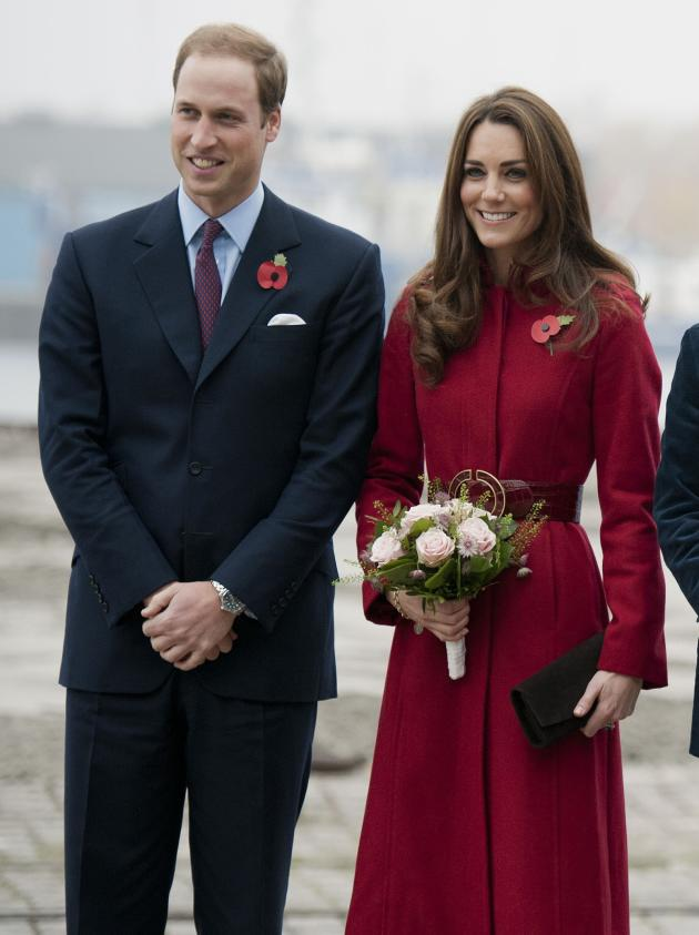 Duchess Kate Middleton and Prince William Photo