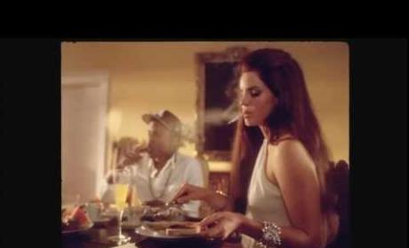 "Lana Del Rey Makes Like Jackie O. in ""National Anthem"" Music Video"