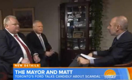 Rob Ford on Crack Smoking: Too Drunk to Remember!