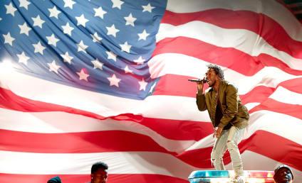 Kendrick Lamar: Slammed for BET Awards Performance