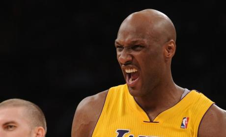 Lamar Odom Charged with DUI, Has License Revoked