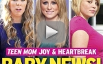 Teen Mom Baby News: On the Way?