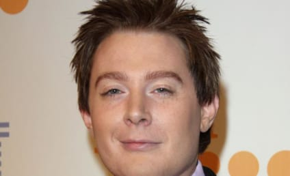 Clay Aiken and Reed Kelly: Clowning Around!