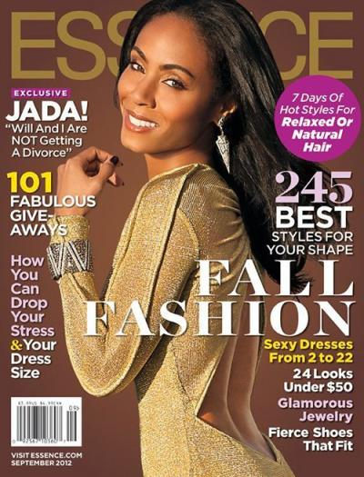 Jada Pinkett Essence Cover